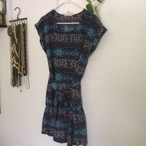🦚 Hippie Rose Dress